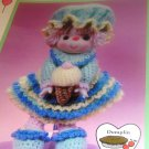 Sherbert Ice Doll Dumplin Designs Lollipop Lane Crochet Pattern