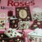 Tissue Covers Tumbling Roses Plastic Canvas Patterns
