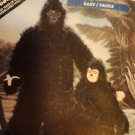 Butterick 5799 Gorilla Halloween Costume Sewing Pattern Child Size Small 4 - 5