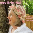 Loopy Hat Knitting Pattern by LaStade PDF File