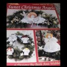 Angel Crochet Pattern Sweet Christmas Angels Leisure Arts 2679 Thread Crochet