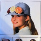 Butterick 246 Child's Hat patterns Boys and Girls 8 designs