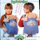 Cabbage Patch Backpack Butterick 6662 Kids Carrier Sewing Pattern