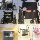 Simplicity 2822 Wheelchair Walker Accessories sewing pattern