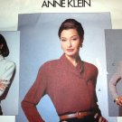 Vogue 2725 Sewing Pattern Anne Klein Blouses size 8 10 12
