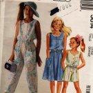 McCall's 3614 Dress Jumpsuit Romper Size 12-14 Uncut
