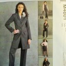 McCall's 4601 Woman's Office Wardrobe, Jacket, skirt, pants Sewing Pattern Size 14 - 16 - 18 - 20