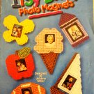 Itsy Bitsy Photo Magnets Plastic Canvas pattern The Needlecraft Shop 983023