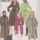 Vogue 7942 Trench Coat Jacket sewing pattern sizes 8 10 12