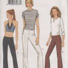 Vogue 7573  below waist  slacks, pants sizes 6 8 10