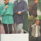 Vogue 8547 Unisex Jackets Sewing Pattern sizes Small to Medium