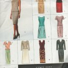 Vogue 2218 skirts tops blouses Sewing Pattern sizes 6-10