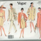 Vogue 2659 Jacket Dress Skirt Pants Top Misses Sewing Pattern  Sz 8 10 12 Uncut
