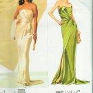 Vogue 2929 Bellville Sassoon  Evening Dress sewing pattern sizes 16 18 20