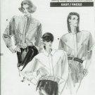Vogue 7016 Misses Blouse Shirt sewing pattern sizes 14 16 18