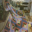 Leisure Arts 177 Patchwork Afghans Crochet Pattern
