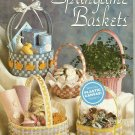 Springtime Baskets Plastic Canvas The Needlecraft Shop 103259