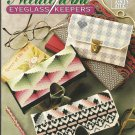 Annie's Attic 87N82 Plastic Canvas Needlepoint Eyeglass Keepers Pattern