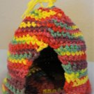 Small Animal Pet Hut Home for Pet Mice Hamsters Gerbils Hand Made