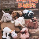 The Needlecraft Shop 921103 Bean Bag Buddies Toys Crochet Pattern