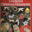 Leisure Arts 617 Christmas Ornaments to Crochet Designed by Anne Halliday  Crochet pattern