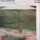 McCall's 9258 Table Chair Patio Furniture Covers sewing pattern