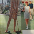 VOGUE 8077 Sport  Golf Dress, blouse or skirt sewing pattern  size 6 8 10