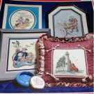 Tales of the Sea Stoney Creek Cross Stitch Book 62  Light House Nautical Themes