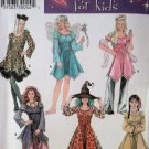 Simplicity 4037  Costume Sewing Pattern For Child sizes 7-14 Fairy, witch