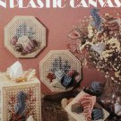 Plastic Canvas Pattern The Seashore  Designed by Dick Martin Leisure Arts 1180