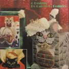 Purrfect Holidays in Plastic Canvas Pattern Designed by  Carole L. Rogers Leisure Arts 1379