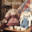 Leisure Arts 960 Country Bunnies crochet pattern