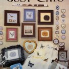 Just Cats Cross Stitch Pattern Pegasus Originals, Inc. 123