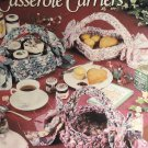 Leisure Arts 2218 Fabric Baskets & Casserole Carriers by Betty Scharf