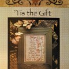 La - D - Da 'Tis the GIft Primitive Sampler Lori Markovic Cross Stitch Chart