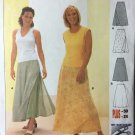 Burda 8974 Skirt sewing pattern  Sizes 10 - 24 UNCUT