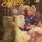 Annie's Attic Fashion Doll Angels Crochet Pattern 87D74