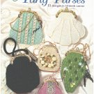 Plastic Canvas Party Purses 11 designs in 10 mesh Canvas American School of Needlework 3199