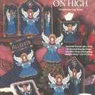 Plastic Canvas Pattern Angels on High The Needlecraft Shop 863378