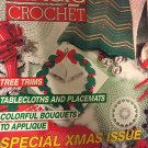 Magic Crochet Pattern Magazine Number 80 October 1992 Special Xmas Christmas Issue