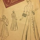 Woman's Day Vintage Sewing Pattern 3063 Woman's Coat mid calf or floor length size 12