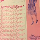 1975 Stretch & Sew Ann Person Master Sewing Pattern 1085 Unconstructed Coat