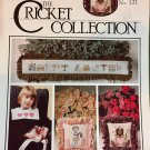 The Cricket Collection #121 Spring Sundries cross stitch pattern