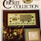 The Cricket Collection 266 Cricket Tickets cross stitch pattern