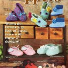 Big Book of Slippers to Crochet House of White Birches 101075