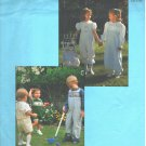 Long & Short Overalls Sewing Pattern Chery Williams Size 3-6