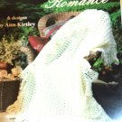 Afghan Romance American School of Needlework 1120  Blanket Afghans  Crochet Pattern
