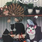 Cats Kitties Plastic Canvas Pattern American School of Needlework 3073