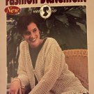 Fashion Statement Crochet Pattern Leisure Arts 2974