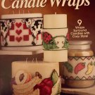 Candle Wraps Plastic Canvas Pattern The Needlecraft Shop 844831